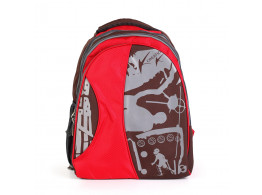 Creation C-57-VXL 32 L School Bag - Red