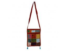The Living Craft MIX PATCHWORK WOMEN's SLING BAG Multicolor TLCBG0236