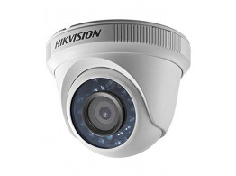 Hikvision Full HD1080P (2MP) CCTV Dome Camera With Night Vision (DS-2CE56D0T-IRP)