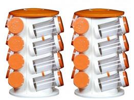 Revolving Spice Jar 16 Pogo (Set of 2)