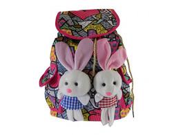 Brown Leaf bag pack school bag Travel bag for kids