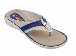cocktaill girls fancy slippers blue