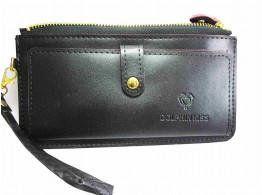 Women Regular Series black hand wallet clutch for women Girls ladies