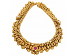SPE Gold Metal Anklets for Women (AN-04)