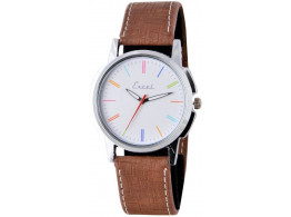 Excel Aaj9 Analog Watch - For Men