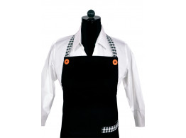 Branded New design Waterproof Black Apron