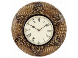 Brass Vintage Wall Clock