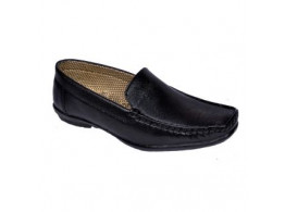 Glamour Black Loafers (Art-L09)