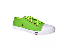 Glamour Green Sneakers (Art-L018)