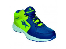 Glamour R Blue Green Sports Shoes (ART-4042)