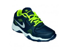 Glamour Blue Green Sports Shoes (Art-LOOK2)