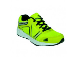 Glamour Green Black Sports Shoes (ART-3042)