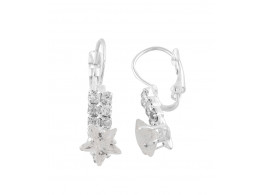 Trinetra Princess Delight Alloy Clip-on Earring
