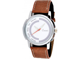 Excel Exaaj5 Analog Watch - For Men