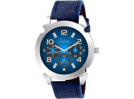 EXCEL Men's Blue Watch