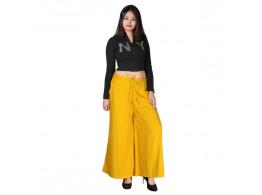 Gulabibazar Elasticated Waist Cotton Trousers