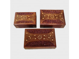 Wooden Jewellery Box 3
