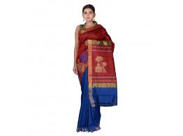 TLC's Nature's Love Women Kosa Silk Handwoven Saree