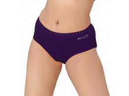 Pusyy Bigydiky Women's Hipster Dark Blue Panty  (Pack of 1)