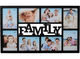 Divinecrafts Glass Photo Frame  (Photo Size - 12x18, 8 Photos)