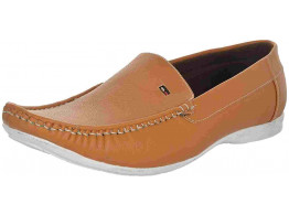 Rock Passion Men's Synthetic Leather Loafers