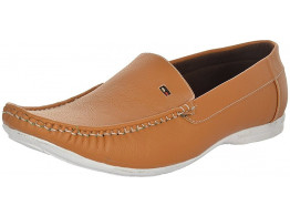 RUDOSE Mens Tan Casual & Loafer Shoes
