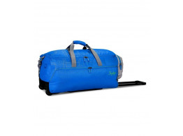 SKYBAGS AER DUFFLE TROLLEY 68 BLUE