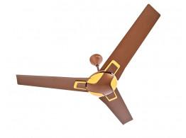 Usha E Series Ex5 Chestnut Brown 1200 mm 3 Blade Ceiling Fan