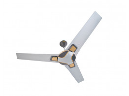 Usha E Series Ex5 Tungsten Silver 1200 mm 3 Blade Ceiling Fan