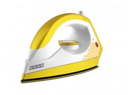 Usha EI 3302 Gold Sulphur Yellow Dry Iron