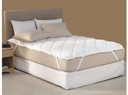 Water Resistant Mattress Protector - Queen Size Bed