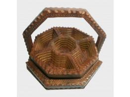 Wooden dry Fruits Basket