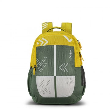 SKYBAGS BINGO PLUS 04 GREEN SCHOOL BAG