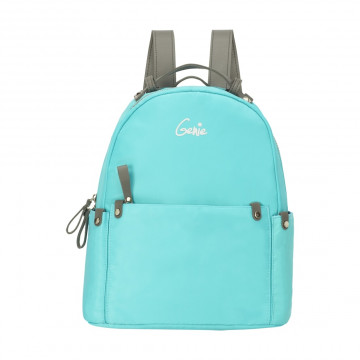 Geine Crush Teal Backpack For Girl's