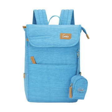 Genie Swift Front Blue Backpack