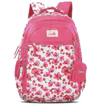 GENIE CAMELLIA  PINK 17 SCHOOL BAGS FOR GIRLS