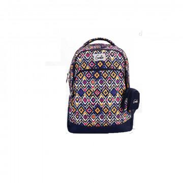 Genie Ikattish Blue 36L Backpack For Girls