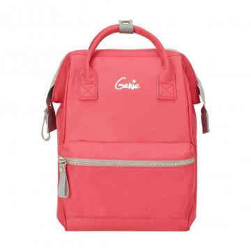 Genie Peach Stun Backpack For Girl