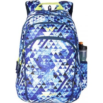 Wildcraft Geo 02 Blue 35 Ltrs Backpack