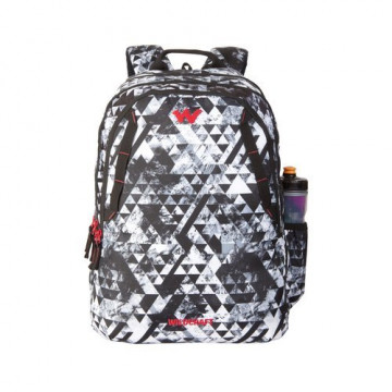 Wildcraft Geo 04 Black 38 Ltrs Backpack