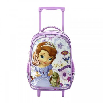 Genie MYSTIC Trolley Backpack For Girls