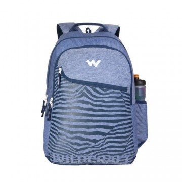 Wildcraft Line 03 Blue 35 Ltrs Backpack