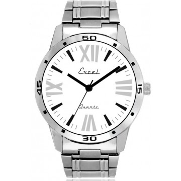 Men's Excel C6 FT Roman Analog Watch