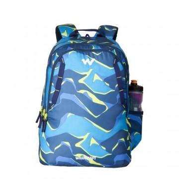 Wildcraft Padlo 04 Blue 38 Ltrs Backpack