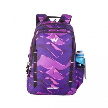 Wildcraft Padlo 07 Purple 45 Ltrs Backpack