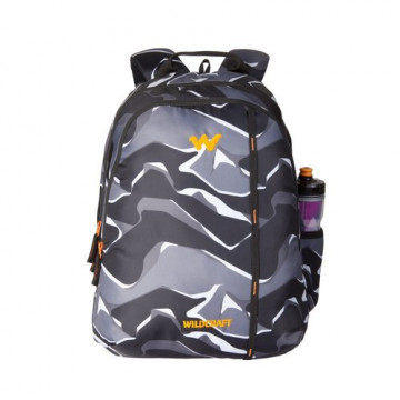 Wildcraft Padlo 01 Black 35 Ltrs Backpack