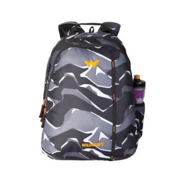 Wildcraft Padlo 05 Black 42 Ltrs Backpack