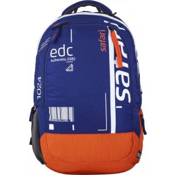 Safari Authentic 37 Liters Blue Backpack
