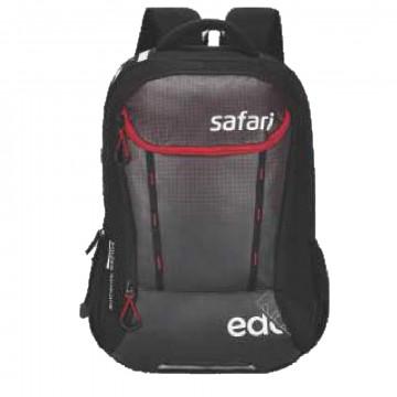 Safari Expand 2 Black 48L Expander 5cm Laptop Backpack Bags