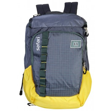 Safari Flash 35 Liters Grey Laptop Backpack